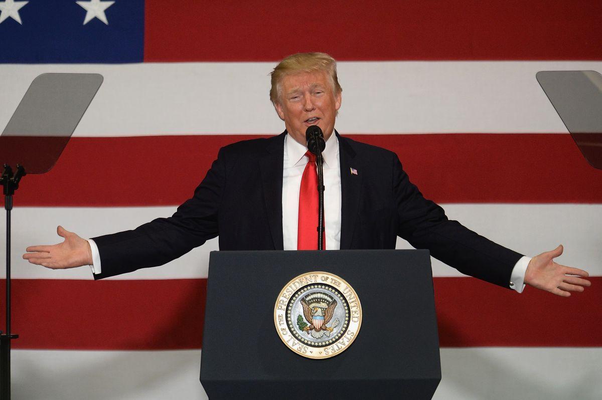 El presidente Trump también visitará a los damnificados.
