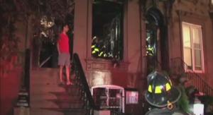 Anciana de 81 años muere en incendio en Crown Heights