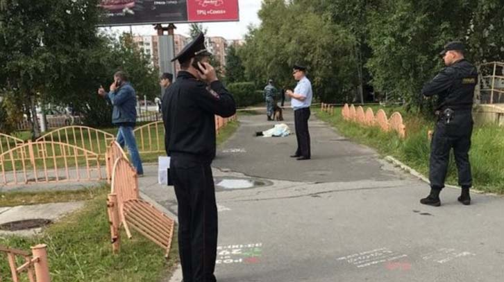 Nuevo ataque con cuchillo deja ocho heridos, esta vez en Rusia
