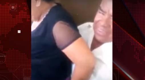 Video: Funcionario es grabado mientras le tocan los genitales en oficina de ayuntamiento