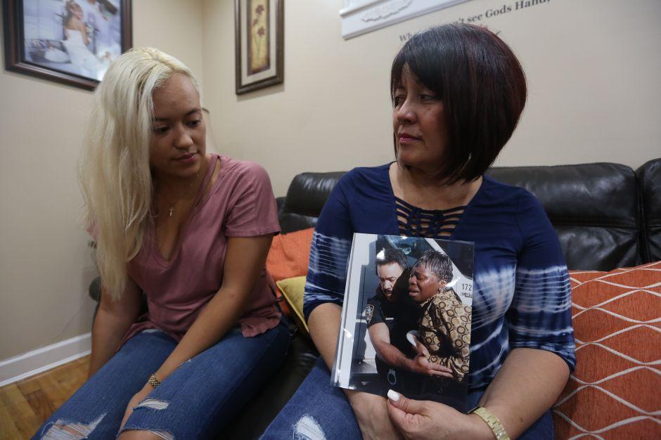 Hija de oficial caído en el 9/11 continuará el legado de su padre