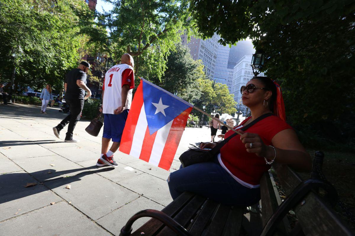 Letitia James pide más ayuda para desplazados del huracán María