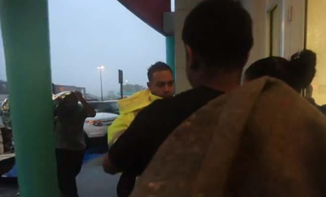 VIDEOS: Así fueron los rescates de último minuto en Cataño, Puerto Rico