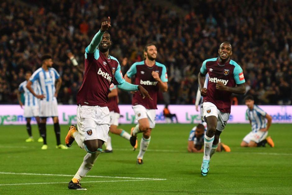 West Ham de Chicharito Hernández gana sus primeros puntos en la Premier