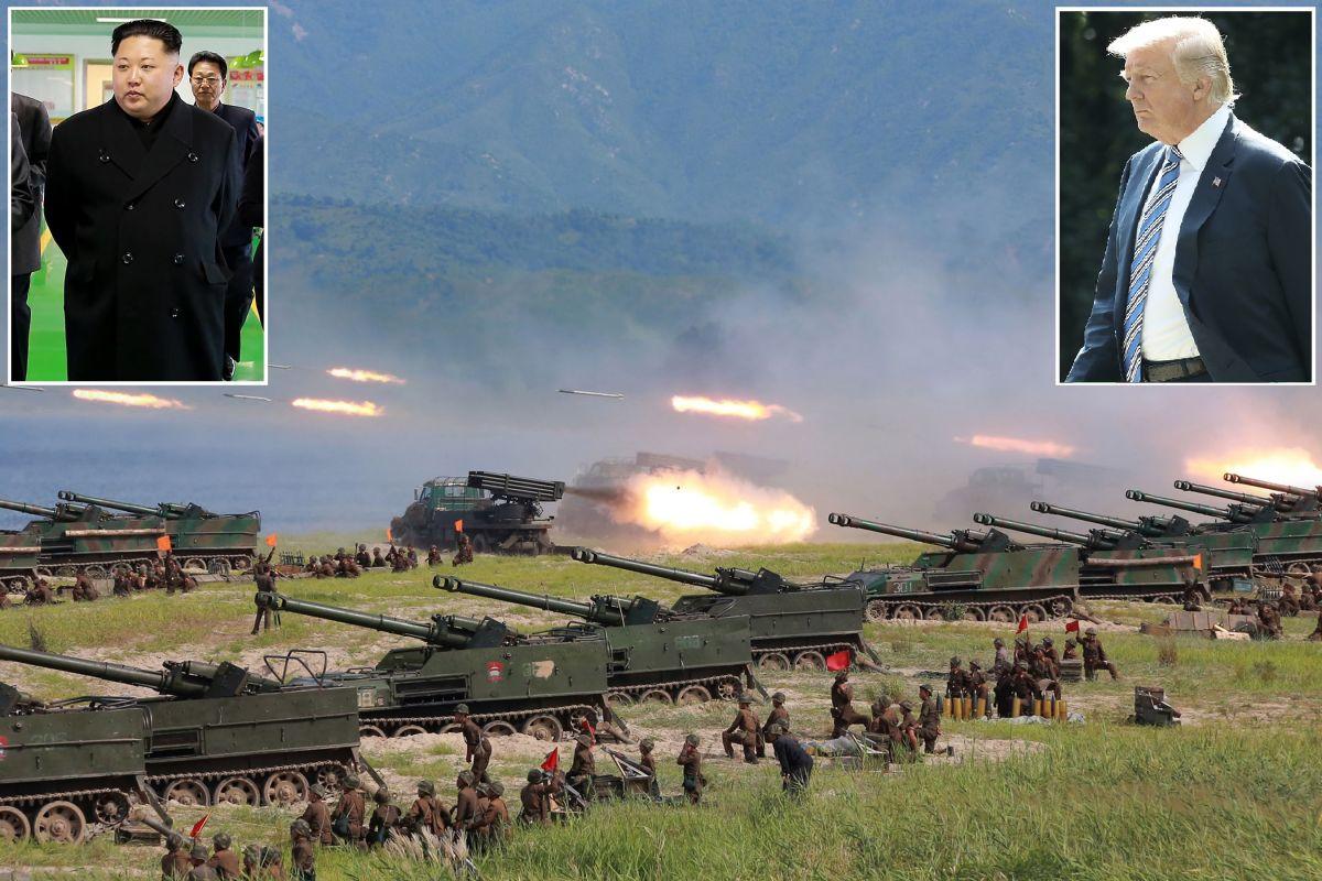 """EEUU contra Corea del Norte, una """"guerra accidental"""" a la que todos temen"""