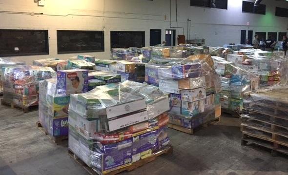 Llueven donaciones de neoyorquinos para Puerto Rico