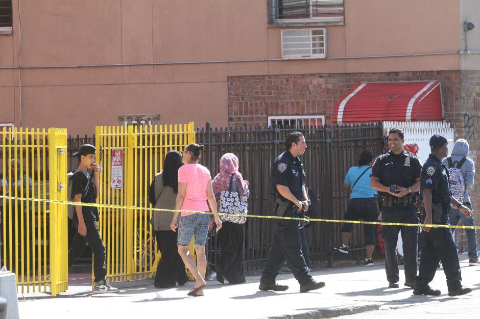 Muere apuñalado estudiante de 15 años en escuela de El Bronx