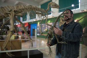 Video: El eslabón perdido de los dinosaurios