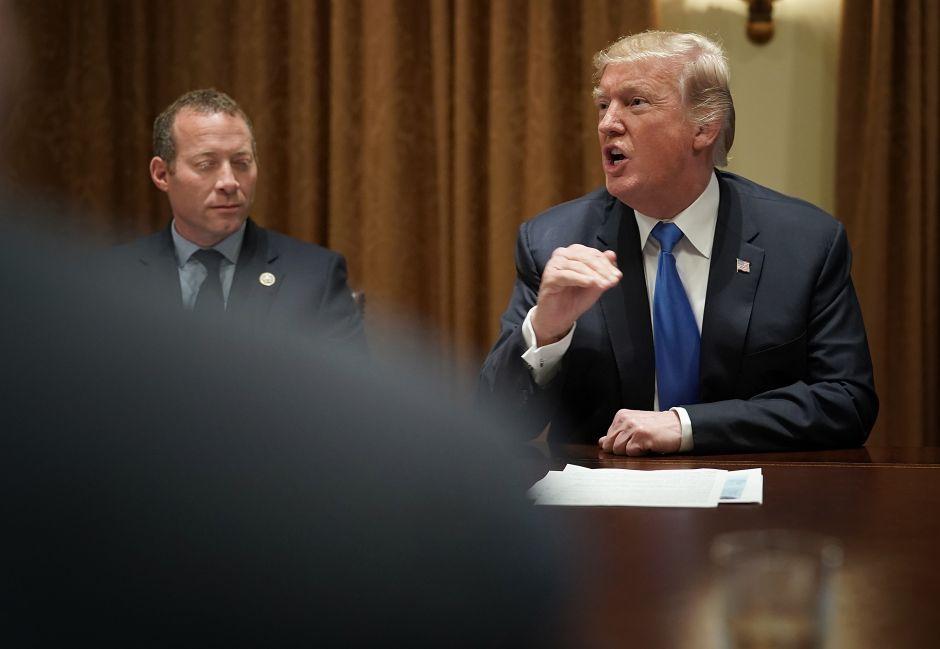 """Trump niega acuerdo para proteger a """"Dreamers"""""""