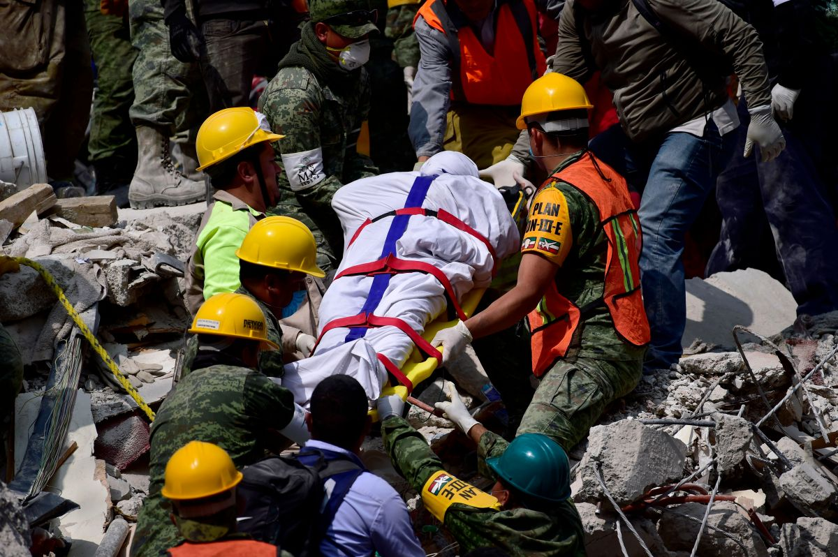 El número de muertos suma al menos 250.