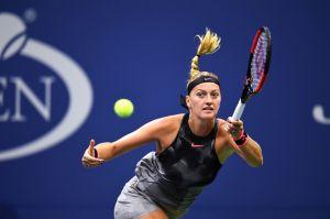 """Kvitova confirma su """"segunda"""" recuperación y pasa por encima de """"Garbi"""" Muguruza"""