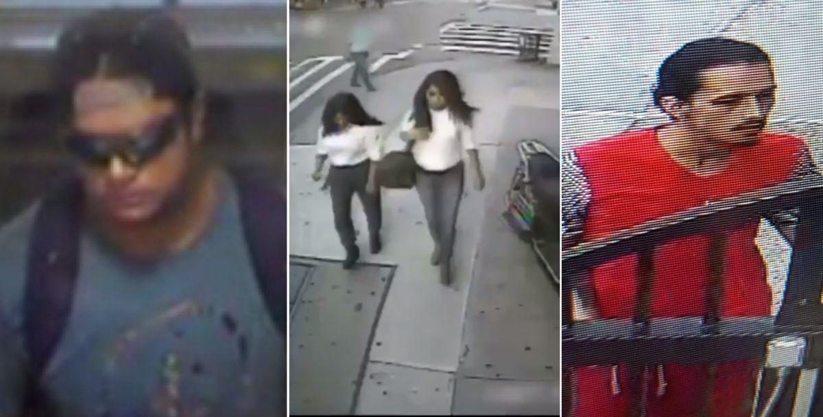 Estos siete ladrones acechan Nueva York