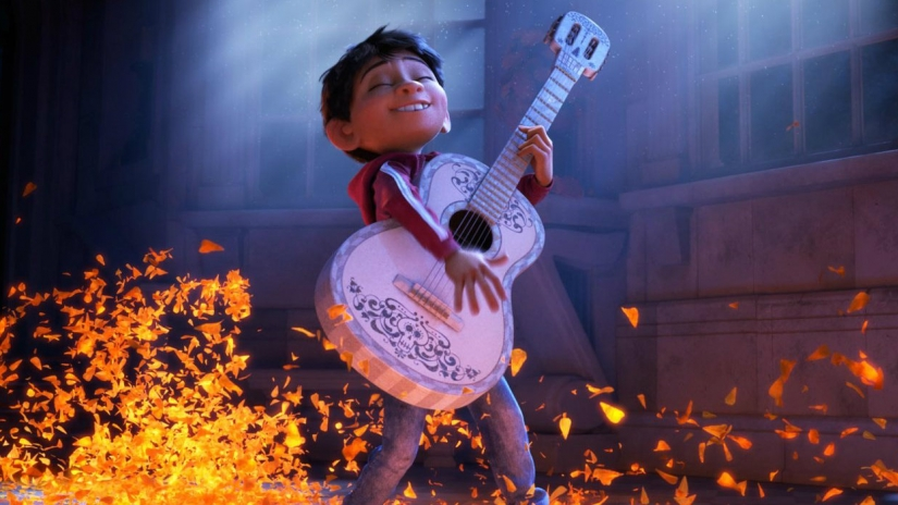 """""""Coco"""", la arriesgada apuesta mexicana de Pixar"""