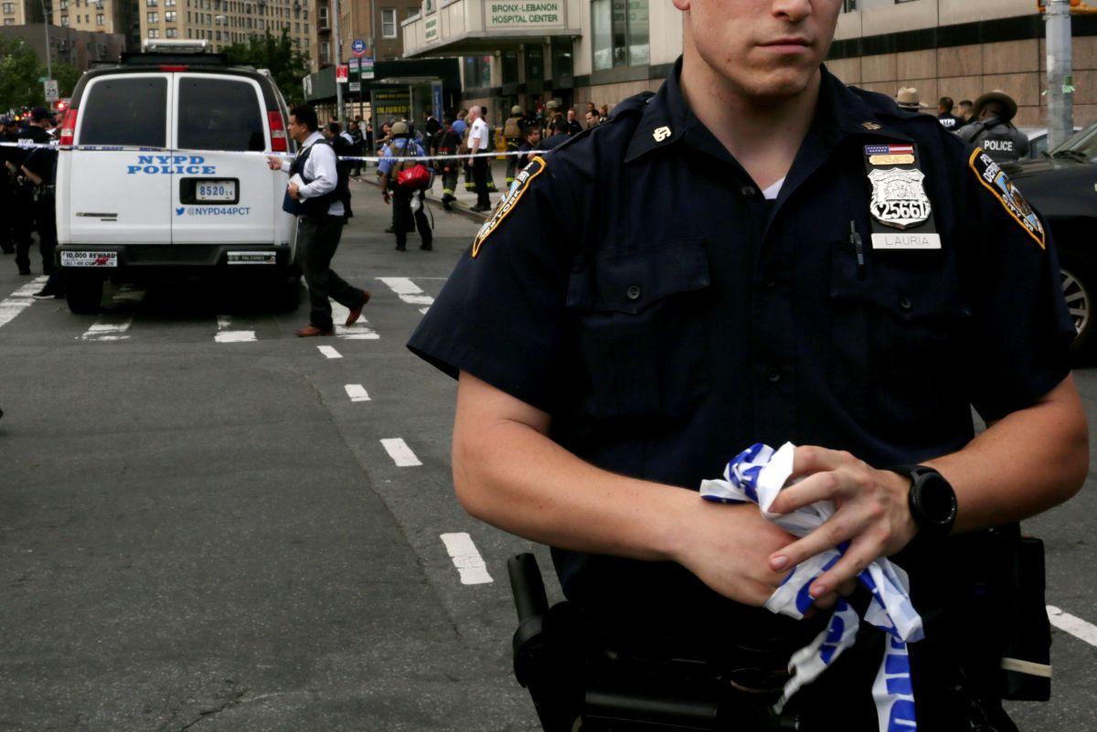 Matan a puñaladas a menor de 15 años en pelea callejera en Brooklyn