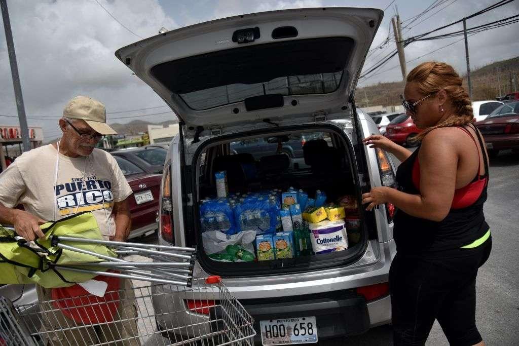 Ayuda a Puerto Rico / Getty
