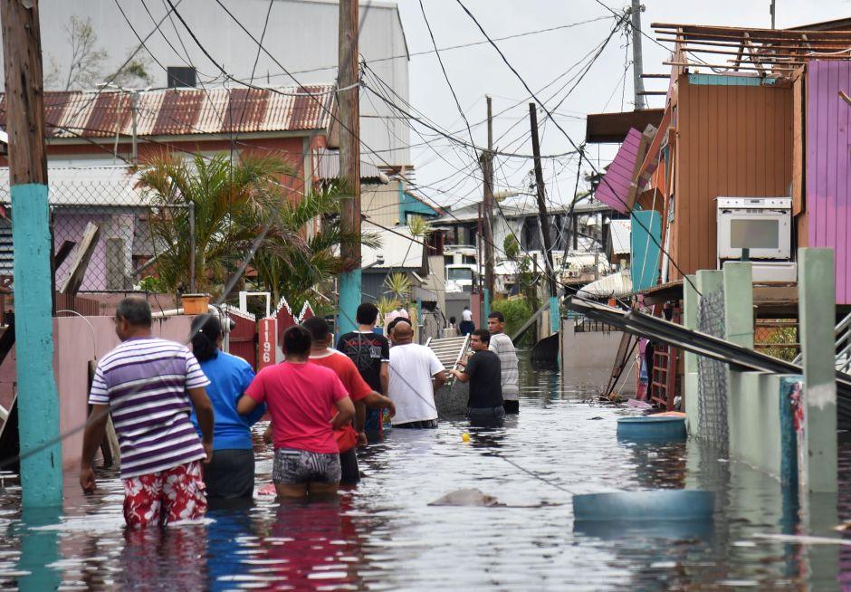 Lugares en NYC para llevar donativos para Puerto Rico