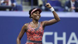 A Venus Williams nadie le borra la sonrisa