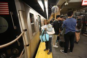 Pasajeros de los trenes E y M tendrán una semana difícil