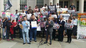 Piden a hispanos no bajar la guardia contra el VIH/Sida