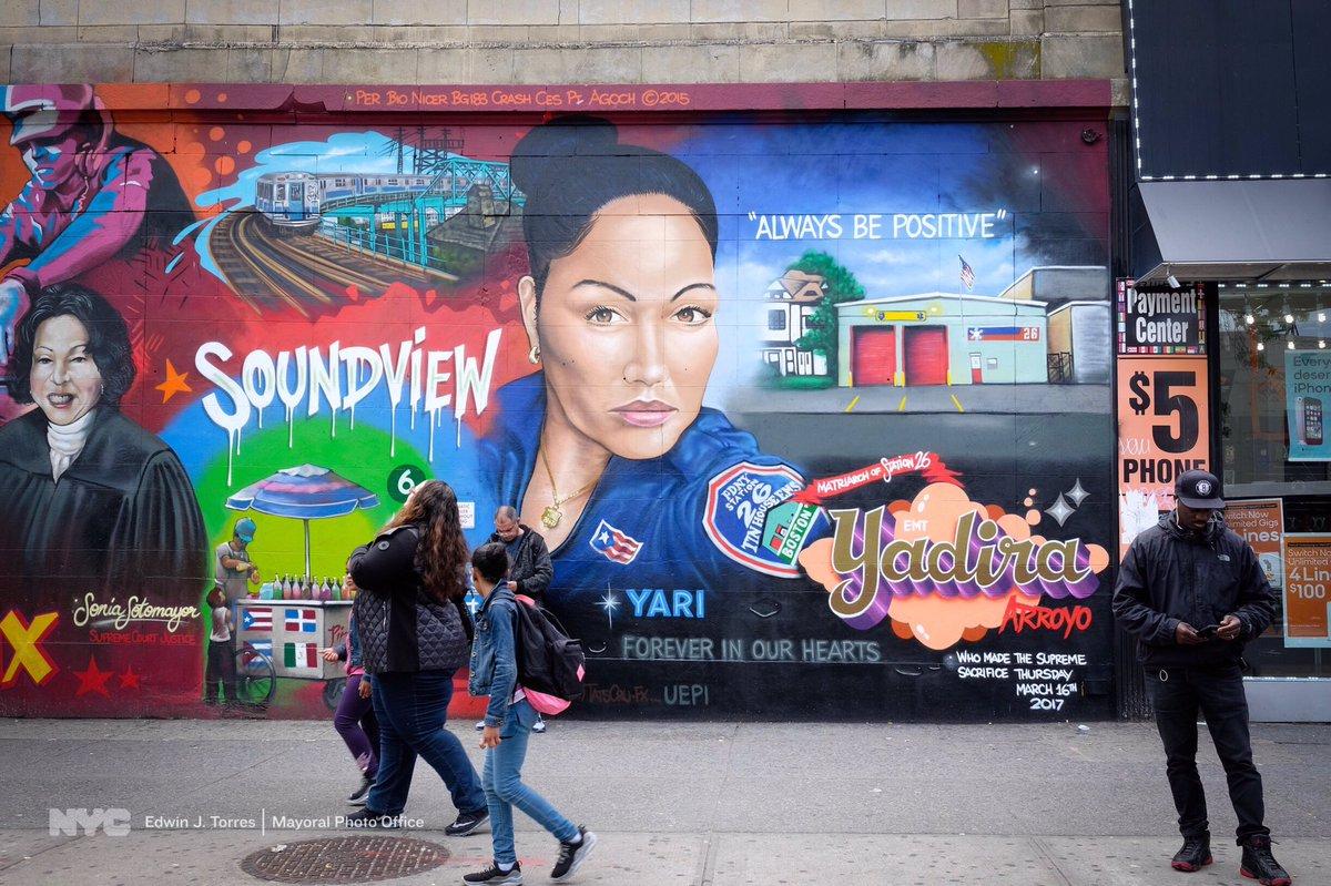 Una calle del Bronx honrará a paramédico hispana asesinada; piden reabrir juicio
