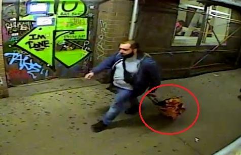 Video: Muestran dramáticas imágenes de explosión en Chelsea