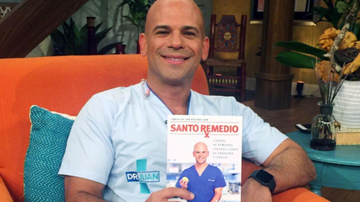 ¡Qué sexy! Mira cómo la esposa del doctor Juan Rivera muestra los abdominales del cardiólogo