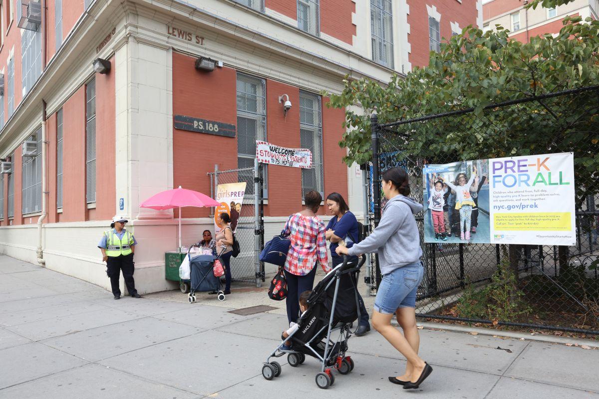 Crece el número de menores desamparados en las escuelas de NYC