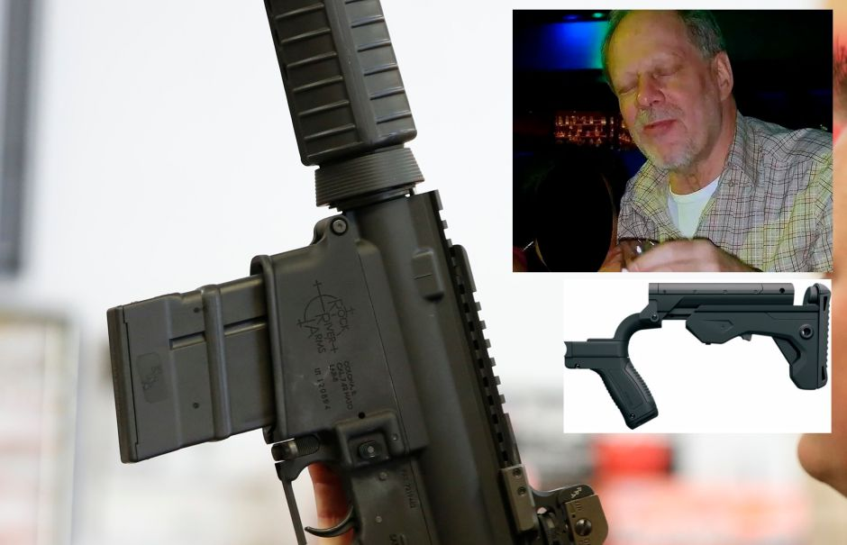 Así pudo el tirador de masacre en Las Vegas hacer su arma más letal