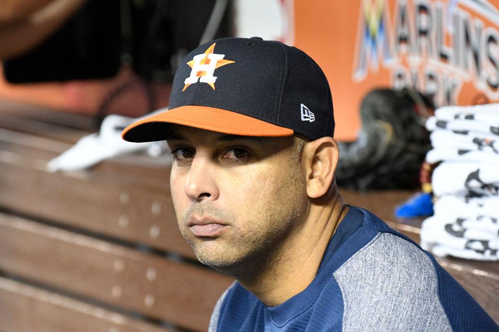 Boricua Alex Cora suena como nuevo manager de New York Mets