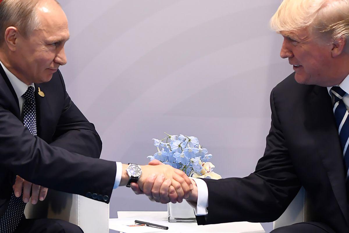 Putin envía condolencias a Trump por masacre en Las Vegas