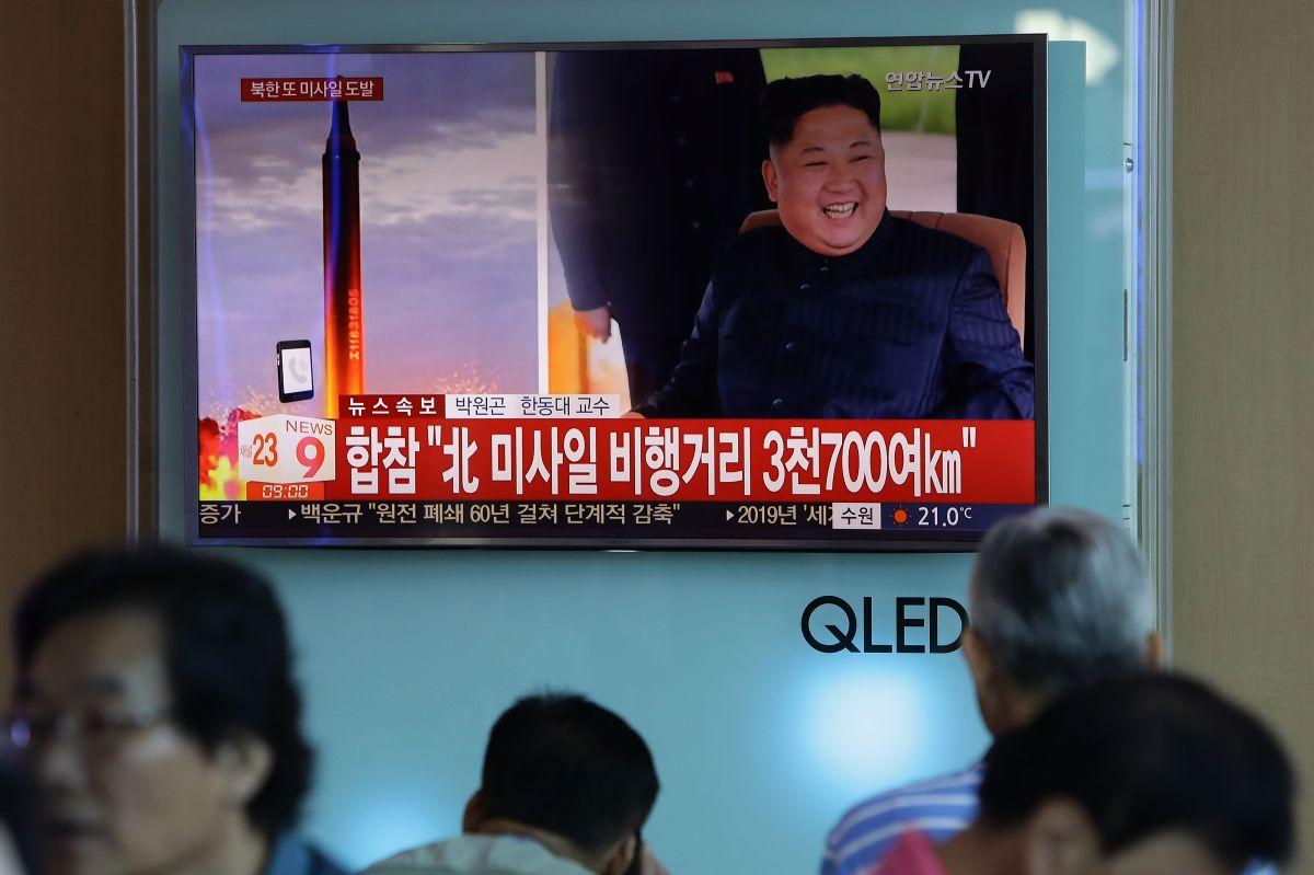 El ataque de Corea del Norte que podría afectar al 90% de la población de EEUU