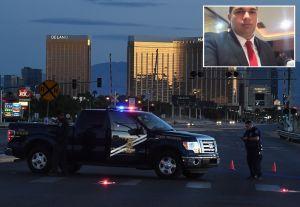 El vigilante hispano alertó del tirador de masacre en Las Vegas