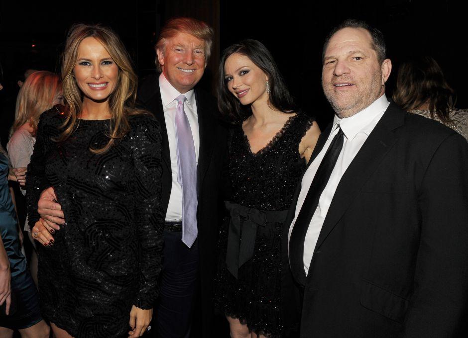El nuevo escándalo sexual nacional del que hasta Trump habla