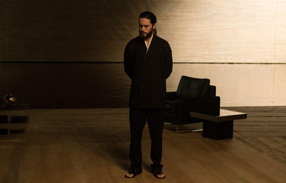 Jared Leto en 'Blade Runner 2049': la mezcla perfecta entre Dios, Steve Jobs y el Dalái Lama