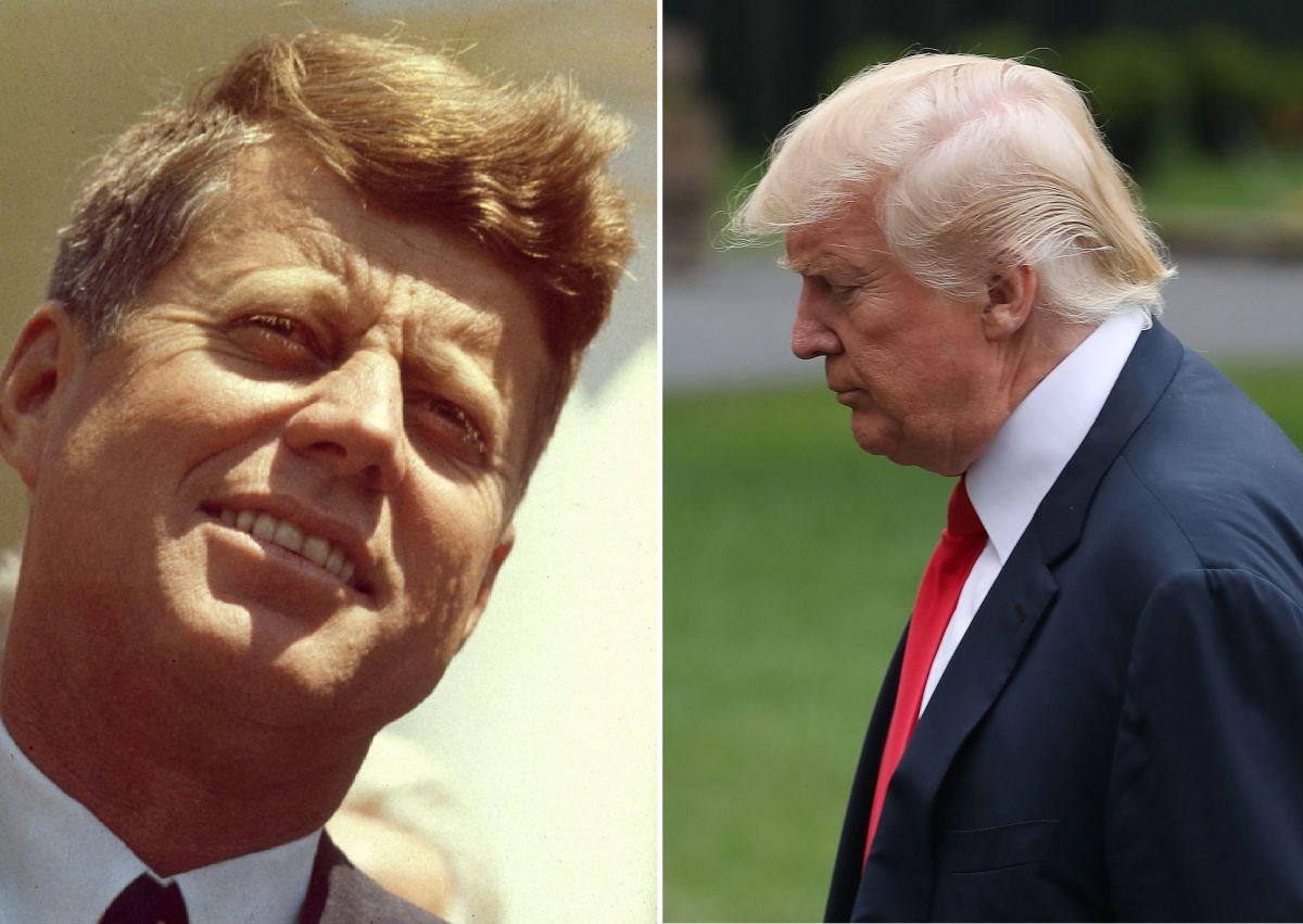 Los archivos secretos del asesinato de Kennedy que Trump no pudo revelar