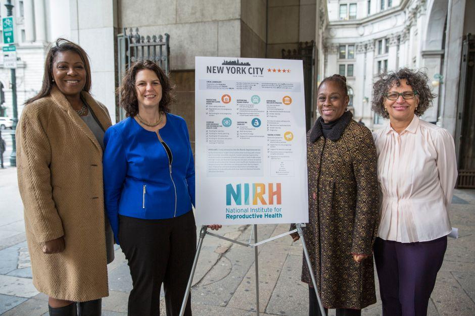 Califican a Nueva York como la mejor ciudad para la libertad reproductiva