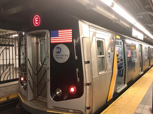 Nuevos vagones del tren C son retirados por sufrir desperfectos