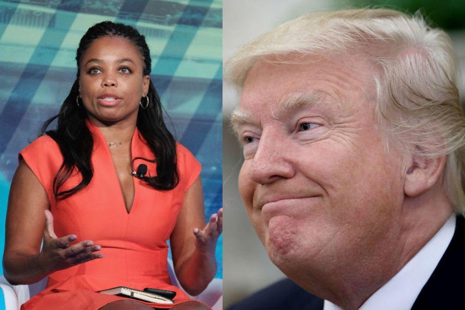 Trump la emprende contra Jemele Hill, reportera de ESPN