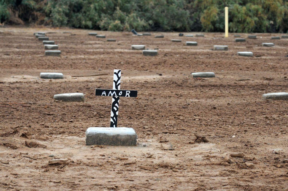 Al menos 376 inmigrantes murieron cruzando la frontera México-EEUU en 2018