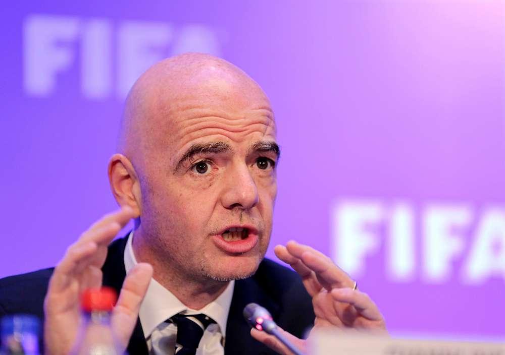 FIFA sufre para conseguir el dinero del Mundial de Rusia 2018