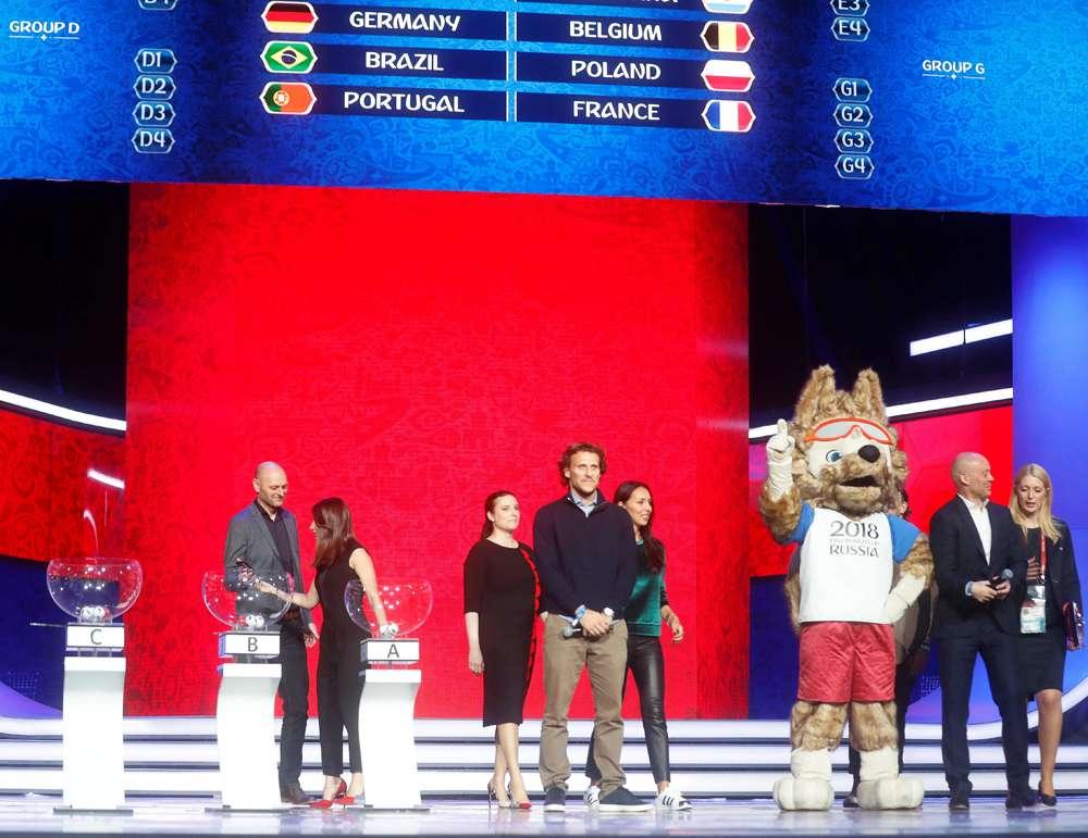 FIFA desvela los secretos del sorteo del Mundial para evitar suspicacias