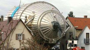 Máquina gigante enterrada en Alemania investiga la partícula más insignificante del universo