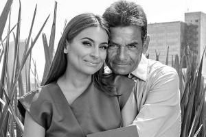Ana Brenda confirma la muerte de su padre