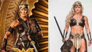 Las Amazonas estrenarán vestuario en 'Justice League'