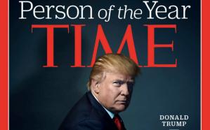"""Celebridades """"trolean"""" a Donald Trump por mentir sobre ser personaje del año"""