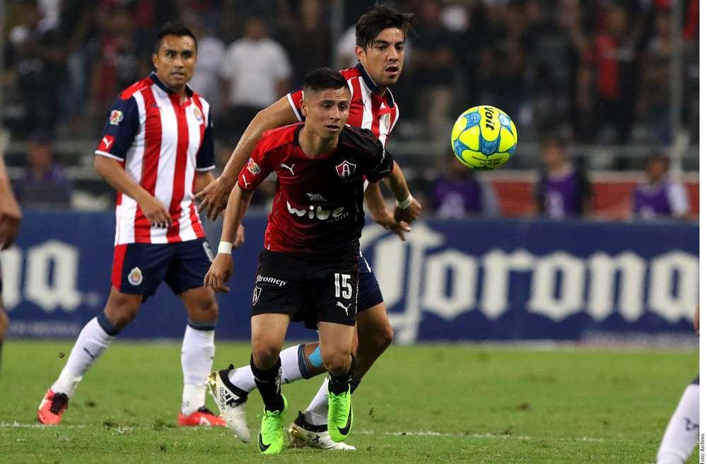 Liga MX, fecha 16: Chivas de Guadalajara vs. Atlas, horario y canales