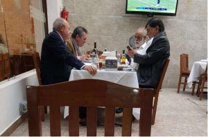 """Video: """"¿Comieron bien señores? 50 millones de mexicanos no"""", increpa ciudadano a políticos"""