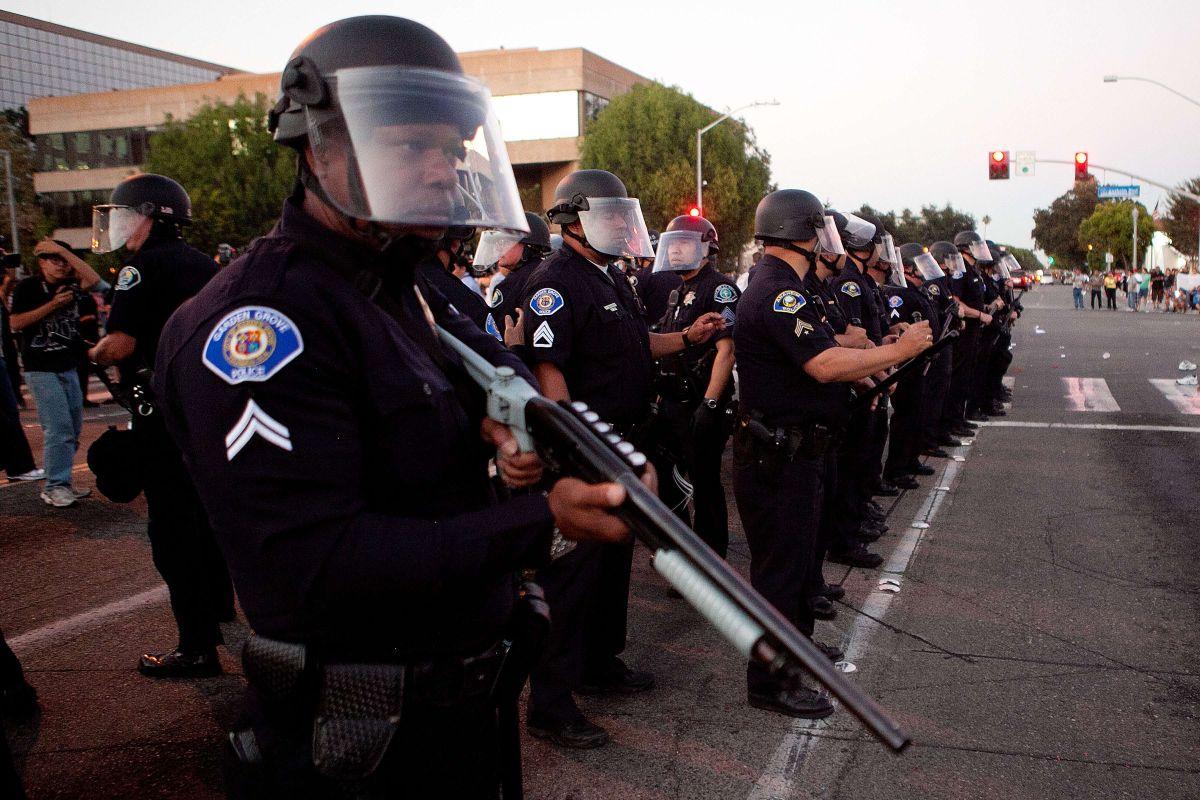 Reporte: Anaheim, casa de Disneylandia, es una pesadilla para las minorías