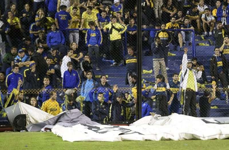 Condenan al último agresor del caso 'Gas pimienta' en el estadio de Boca Juniors