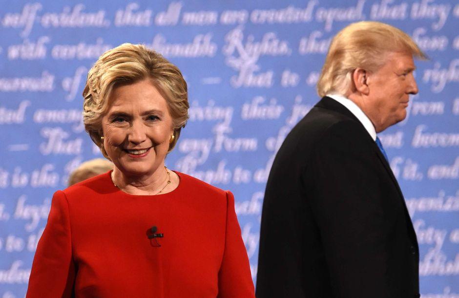 ¿Sorpresa? Hillary Clinton lidera encuesta Demócrata para enfrentar a Trump aún sin ser candidata